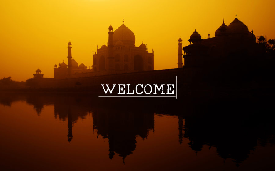 Welcome launch Friendly Open Available Greeting Concept